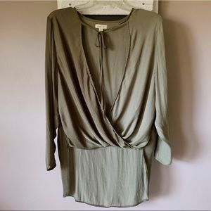 Urban Outfitters Silky Top